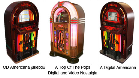 jukeboxes available to hire