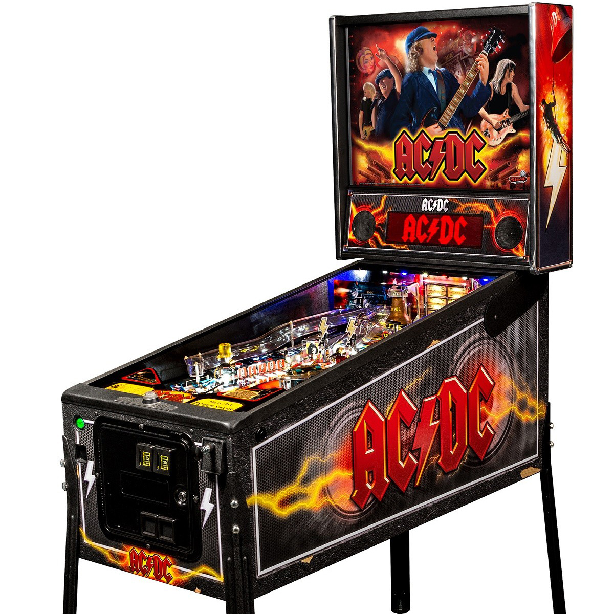 ACDC Pinball Machine Hire
