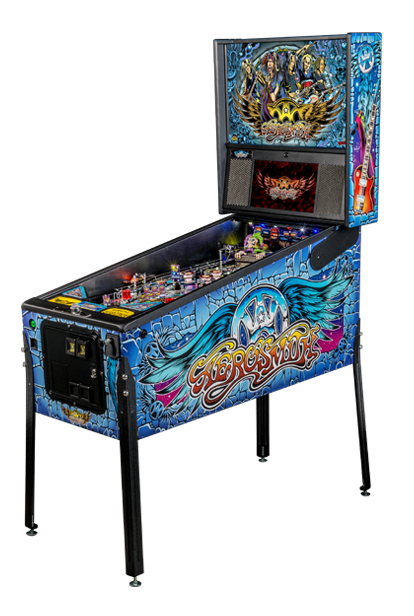 Aerosmith Pinball Machine Hire