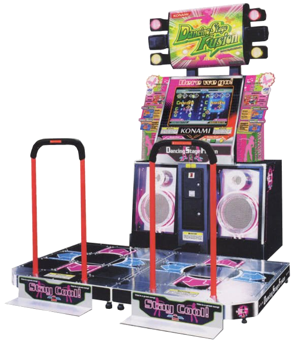 Arcade Dance Game Hire