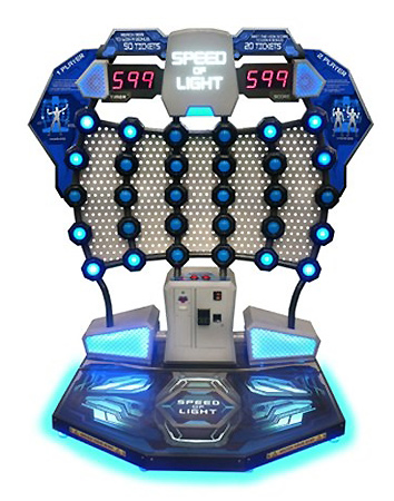 Speed of Light Reaction Game Hire