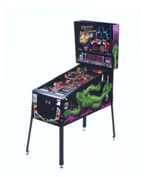 Creatures Of The Black Lagoon Pinball Machine Hire