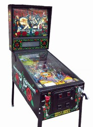 Guns 'N' Roses Pinball Machine Hire