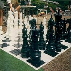 Giant Garden Chess Hire