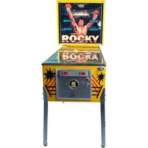 Rocky Pinball Machine Hire
