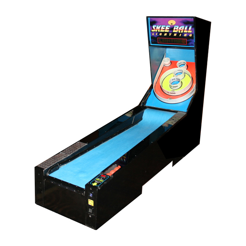 Arcade Skee Ball Game Hire
