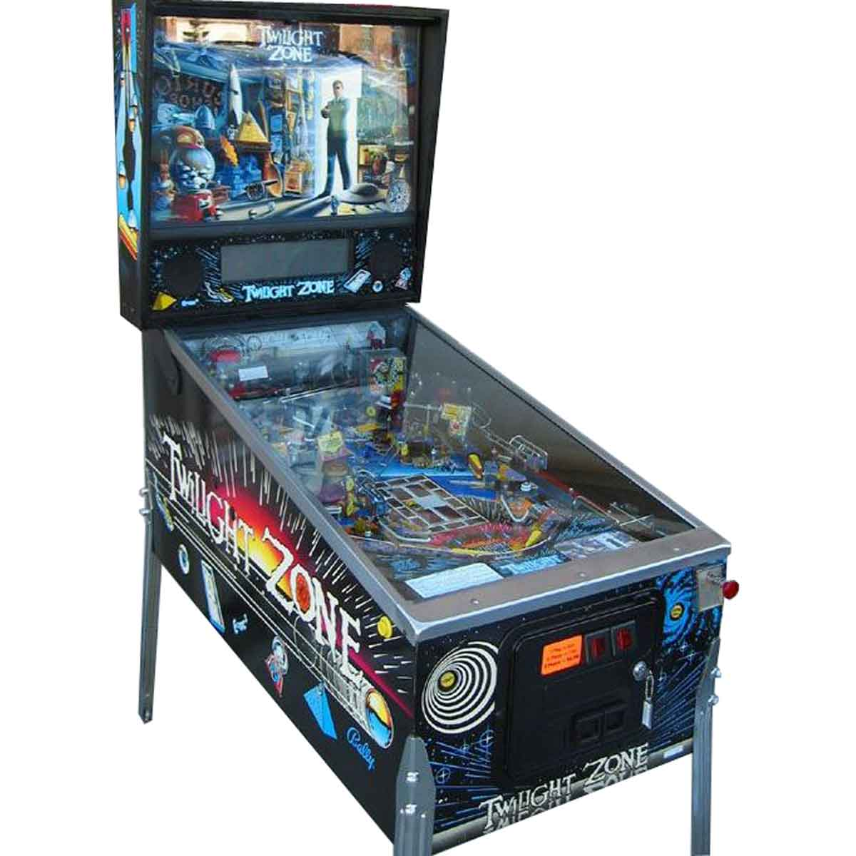 Twilight Zone Pinball Machine Hire